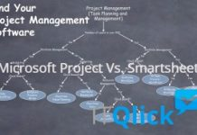Microsoft Project Vs. Smartsheet