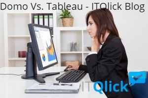 Domo Vs. Tableau (June 2018) – Compare Pricing and Reviews