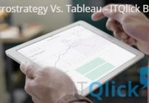 Microstrategy Vs. Tableau