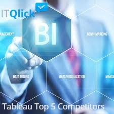 Tableau Top 5 Competitors