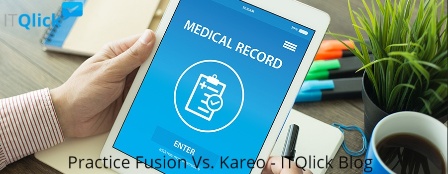 Practice Fusion Vs. Kareo