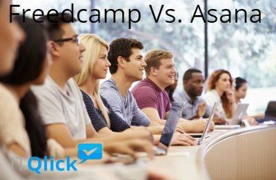 Freedcamp Vs. Asana