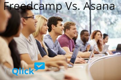 Freedcamp Vs. Asana