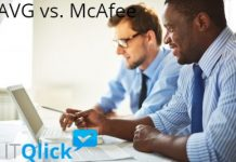 AVG vs. McAfee