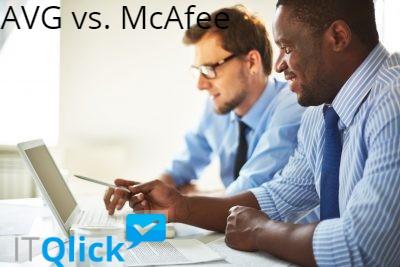 AVG vs. McAfee
