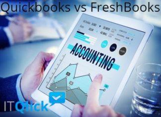 Quickbooks vs FreshBooks