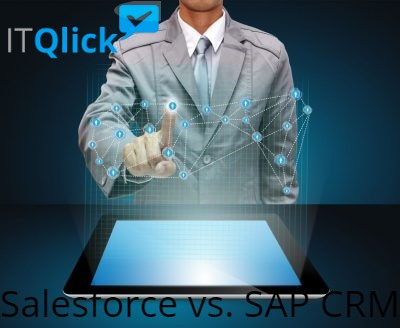 Salesforce vs. SAP CRM