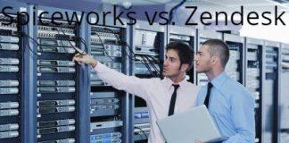 Spiceworks vs. Zendesk