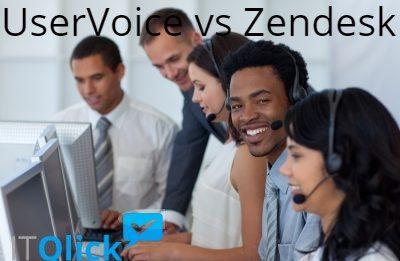 UserVoice vs. Zendesk
