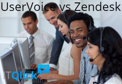 UserVoice vs. Zendesk