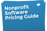 Non-Profit software Pricing Guide