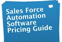 Sales software Pricing Guide