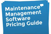 Maintenance software Pricing Guide