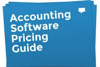 Accounting & Finance software Pricing Guide