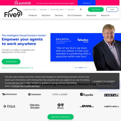 Five9 Virtual Call Center review
