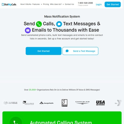 DialMyCalls review