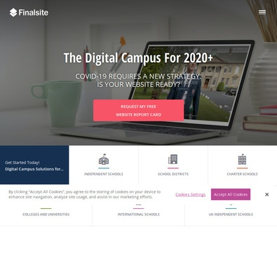 Finalsite LMS review