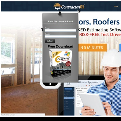 Contractor Estimate Pro review