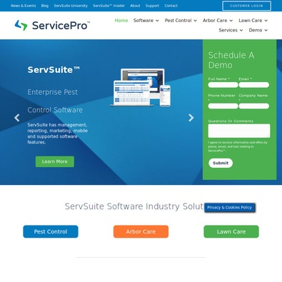 ServSuite Software review