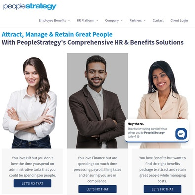 PeopleStrategy eHCM review