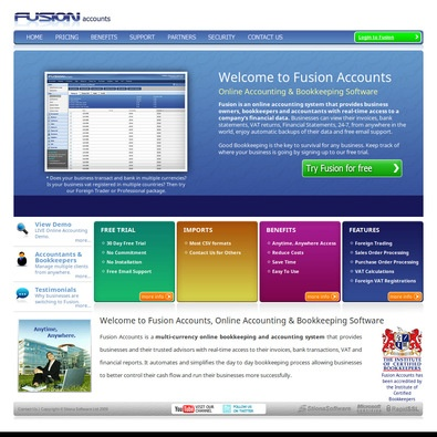 Fusion Accounts review
