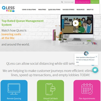 QLess review