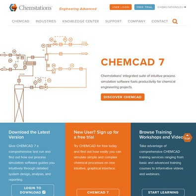CHEMCAD review