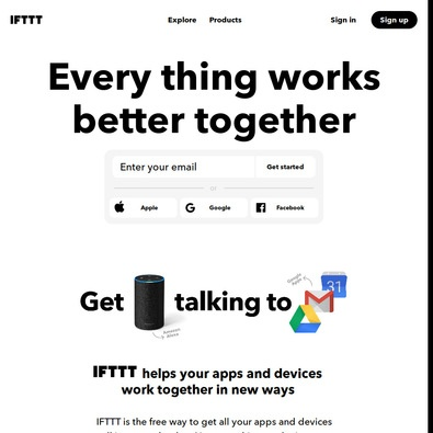 IFTTT - Pricing & Cost (May 2019)   ITQlick