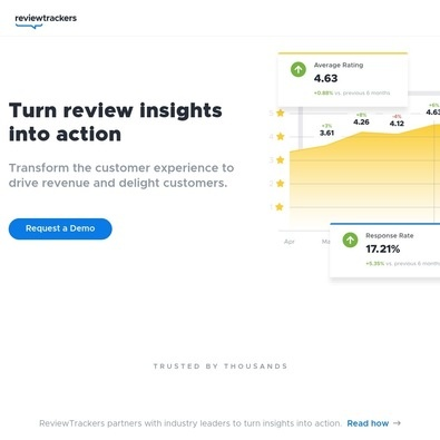ReviewTrackers review