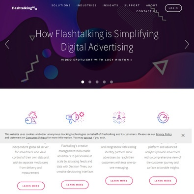 Flashtalking review
