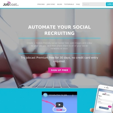 JobCast review
