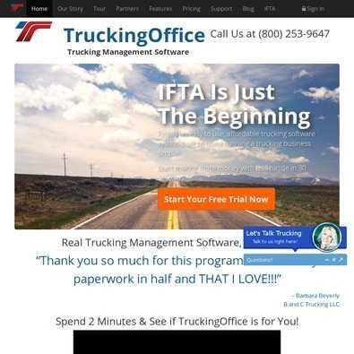 Axon Trucking Vs TruckingOffice   ITQlick