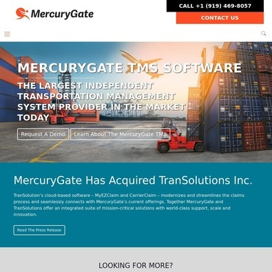 MercuryGate TMS: 2019's Best Alternatives | ITQlick