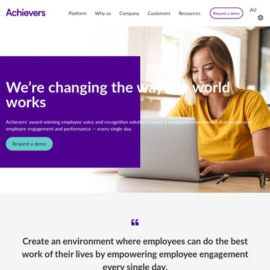 Achievers review
