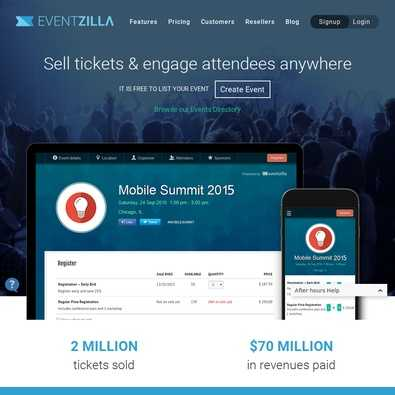 Eventzilla review