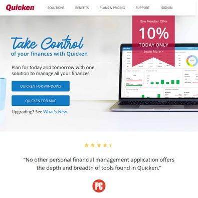 Quicken Deluxe Vs Quicken Starter | ITQlick