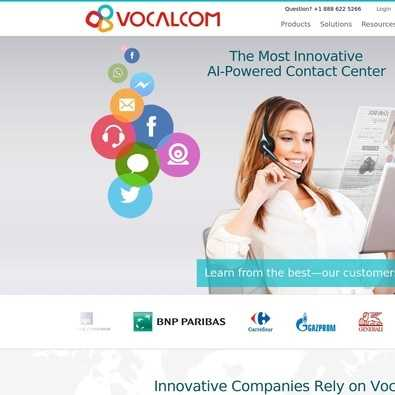Vocalcom Cloud Contact Center review