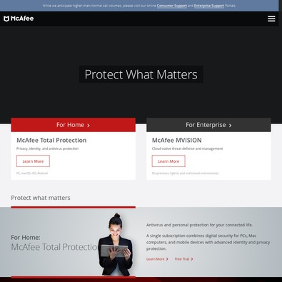 McAfee Total Protection: 2019's Best Alternatives | ITQlick