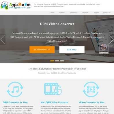 Adobe Experience Vs AppleMacSoft DRM Video Converter   ITQlick