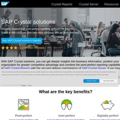 Crystal Reports Pricing