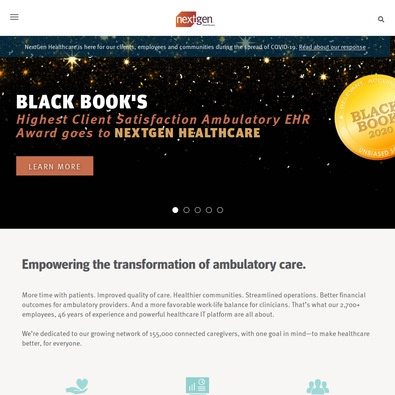 NextGen Healthcare review
