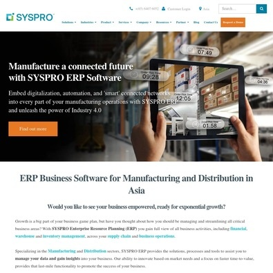 SYSPRO review