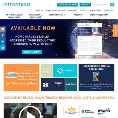 Mitratech Software review