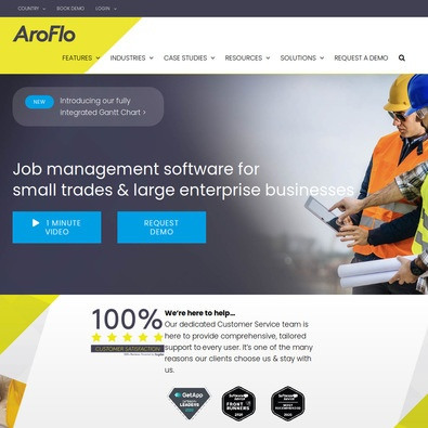 AroFlo Software Review - Why 4 Stars? (Sep 2019) | ITQlick