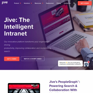 jive communications review