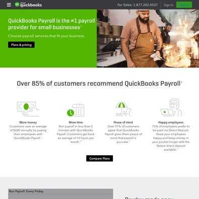 iSolved Vs QuickBooks Payroll (May 2019) | ITQlick