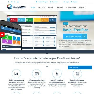 Top 1291 EnterpriseRecruit Alternatives - Complete lis