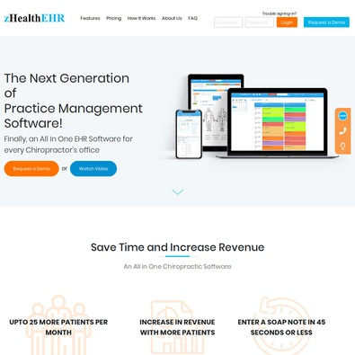 zHealth EHR Vs. CentralReach