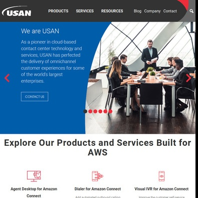USAN IVR review