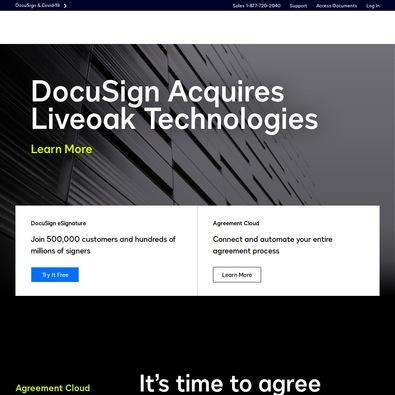 DocuSign Vs Adobe EchoSign (Jul 2019) | ITQlick